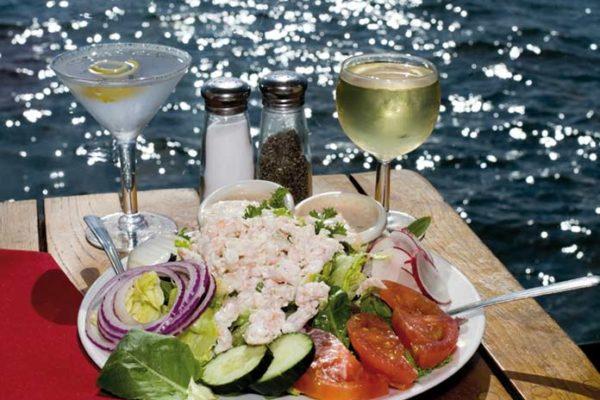 Belieferung von Gastronomie